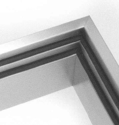 Türzarge stahl  Doppelfalzzargen | x-stahl